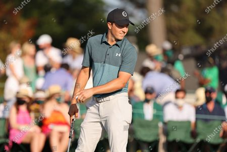 Editorial picture of The 2021 Masters Tournament golf, Augusta, USA - 11 Apr 2021