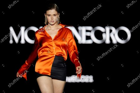 Editorial photo of Montenegro - Runway - Mercedes-Benz Fashion Week Madrid FW 21/22, Spain - 11 Apr 2021