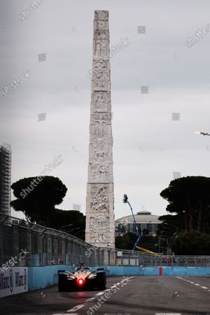 Editorial photo of Formula E 2021 Rome ePrix, 3rd round of the 2020-21 Formula E World Championship, Rome, Italy - 11 Apr 2021