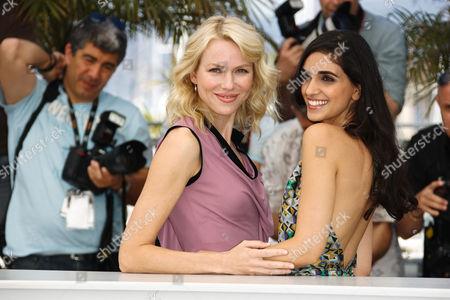 Naomi Watts and Liraz Charhi