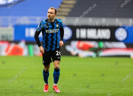 Christian Eriksen of FC Internazionale