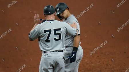 Editorial image of Yankees Rays Baseball, St. Petersburg, United States - 11 Apr 2021