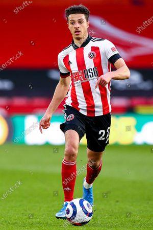 Ethan Ampadu of Sheffield United