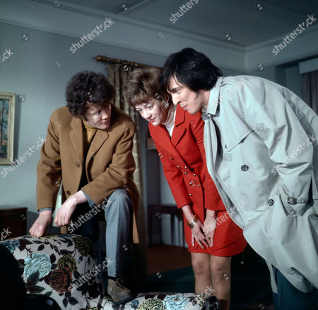 Editorial photo of 'Randall and Hopkirk (Deceased) - Could You Recognise The Man Again?' TV Show, Episode 18 UK   - 16 Jan 1970
