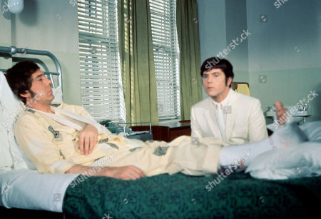 Jeff Randall, as played by Mike Pratt, and Marty Hopkirk, as played by Kenneth Cope