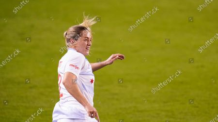 Editorial picture of NWSL Red Stars Dash Soccer, Houston, United States - 09 Apr 2021