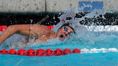 Editorial picture of TYR Pro Swim Series Swimming, Mission Viejo, United States - 09 Apr 2021
