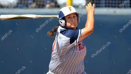 Editorial picture of Cal St Softball, Fullerton, United States - 10 Apr 2021