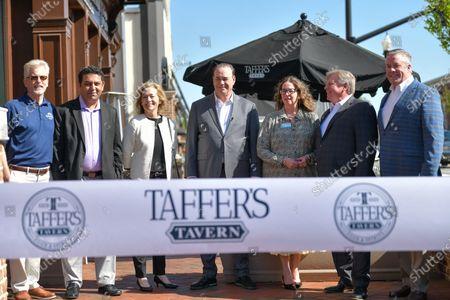 Jon Taffer and Alpharetta's City Officials