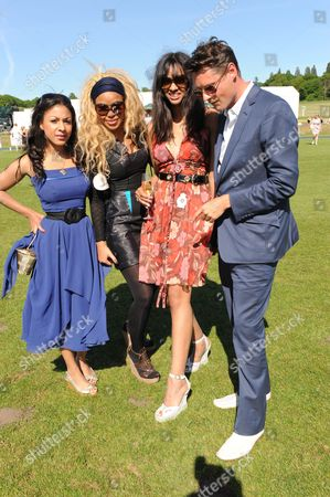 Editorial picture of St. Regis International Polo Cup, Cowdray Park Polo Club, Britain - 22 May 2010