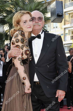 Editorial picture of 'The Exodus - Burnt By The Sun' Film Premiere at the 63rd Cannes Film Festival, Cannes, France - 22 May 2010