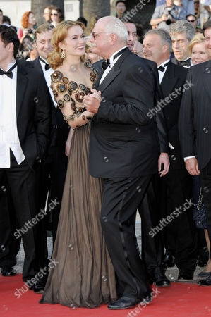 Editorial photo of 'The Exodus - Burnt By The Sun' Film Premiere at the 63rd Cannes Film Festival, Cannes, France - 22 May 2010