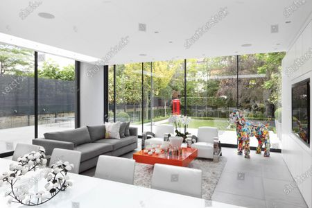 Editorial picture of A luxurious home that has gone on the market for a whopping £19m, St Johns Wood, London, UK - 12 Apr 2021