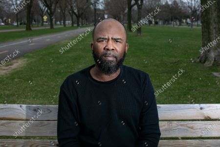 Editorial picture of People in Minneapolis deal with the aftermath of the Floyd killing and the emotional stess of Chauvin trial, Minneapolis, Mn, United States - 07 Apr 2021