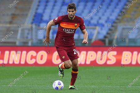 Federico Fazio of Roma