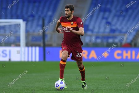 Editorial picture of Soccer: Italian Serie A, Rome vs Bologna, Rome, Italy - 11 Apr 2021
