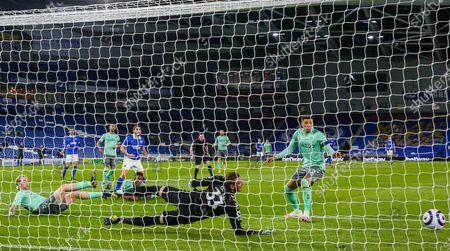 Editorial photo of Brighton and Hove Albion v Everton, Premier League - 12 Apr 2021