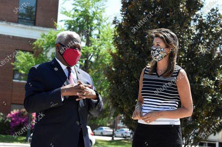Editorial picture of Election 2024-Nikki Haley, Orangeburg, United States - 12 Apr 2021