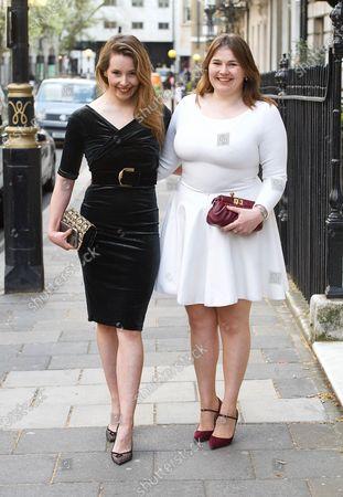 Jemima Wilson and Eva Espresso