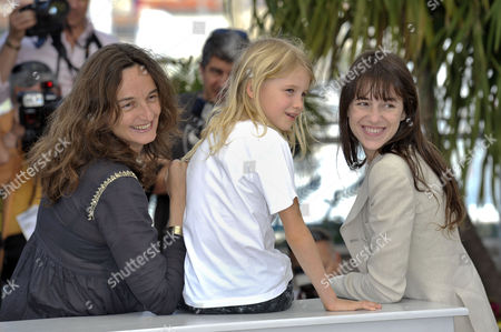 Julie Bertuccelli, Morgana Davies, Charlotte Gainsbourg