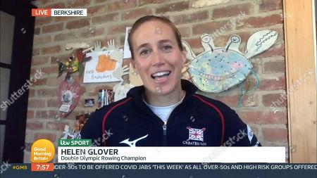Stock Photo of Helen Glover