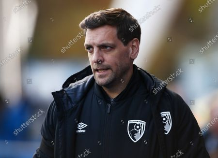Bournemouth manager Jonathan Woodgate