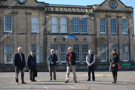 Editorial image of Museum of Ayrshire group, Ayr, Scotland, UK - 10 Apr 2021