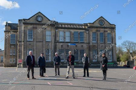 Editorial picture of Museum of Ayrshire group, Ayr, Scotland, UK - 10 Apr 2021