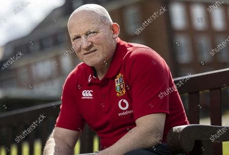 British & Irish Lions Head Coach, Warren Gatland, has today announced the coaching team for the 2021 Tour to South Africa. . Gregor Townsend (Scotland), Robin McBryde (Leinster Rugby), Steve Tandy (Scotland) and Neil Jenkins (Wales) will assist Gatland for the Tour to the home of reigning world champions, the Springboks, as well as the pre-Tour Test match against Japan at BT Murrayfield on Saturday 26th June for the Vodafone Lions 1888 Cup. Pictured is kicking coach Neil Jenkins
