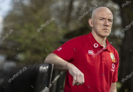 British & Irish Lions Head Coach, Warren Gatland, has today announced the coaching team for the 2021 Tour to South Africa. . Gregor Townsend (Scotland), Robin McBryde (Leinster Rugby), Steve Tandy (Scotland) and Neil Jenkins (Wales) will assist Gatland for the Tour to the home of reigning world champions, the Springboks, as well as the pre-Tour Test match against Japan at BT Murrayfield on Saturday 26th June for the Vodafone Lions 1888 Cup. Pictured is defence coach Steve Tandy