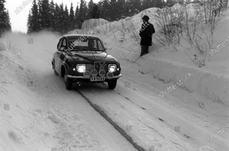 Editorial picture of WRC 1970: Swedish Rally - 07 Dec 2017