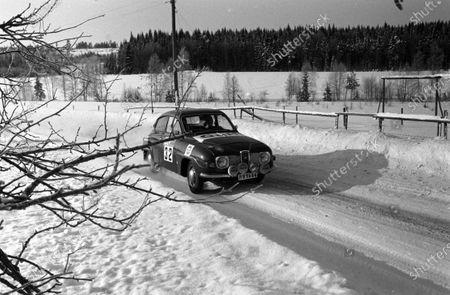 Editorial photo of WRC 1970: Swedish Rally - 07 Dec 2017