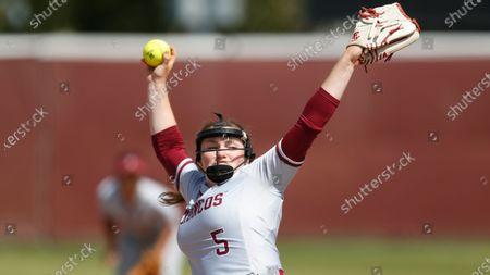 Editorial photo of Loyola Marymount Softball, Santa Clara, United States - 11 Apr 2021