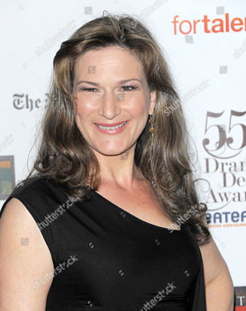 Stock Photo of Anna Gasteyer
