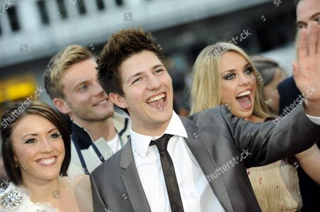 Editorial image of Eurovision Song Contest Reception at City Hall, Oslo, Norway - 23 May 2010