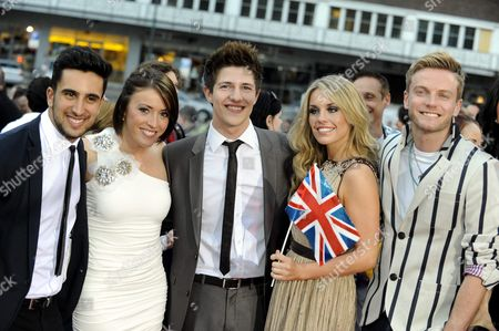 Editorial picture of Eurovision Song Contest Reception at City Hall, Oslo, Norway - 23 May 2010