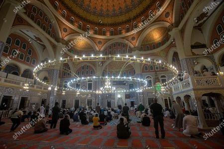 Editorial photo of Ramadan in Johannesburg, South Africa - 13 Apr 2021