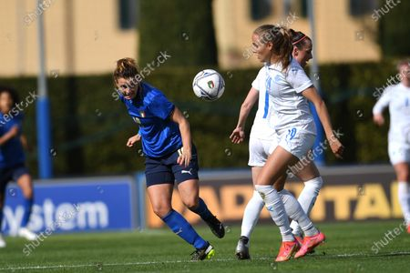 Editorial picture of Soccer : Uefa Women s Euro 2022 England Qualifications :  Italy Women 1-1 Iceland Women, Firenze, Italy - 13 Apr 2021