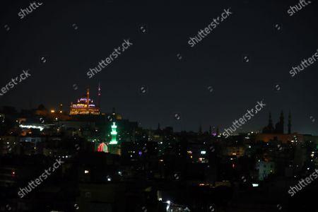 Editorial image of Ramadan in Egypt, Cairo - 13 Apr 2021