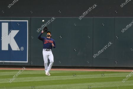 Editorial image of Red Sox Twins Baseball, Minneapolis, United States - 13 Apr 2021