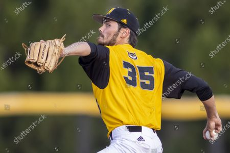 Editorial picture of Kennesaw St St Baseball, Jacksonville, United States - 13 Apr 2021