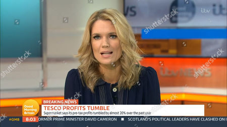 Stock Picture of Charlotte Hawkins
