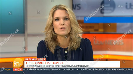 Stock Photo of Charlotte Hawkins