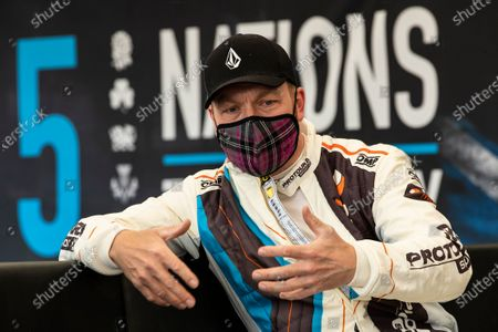 Editorial picture of 5 Nations British Rallycross Championship Media Day, Motorsport, Lydden Hill, Kent, UK - 14 Apr 2021