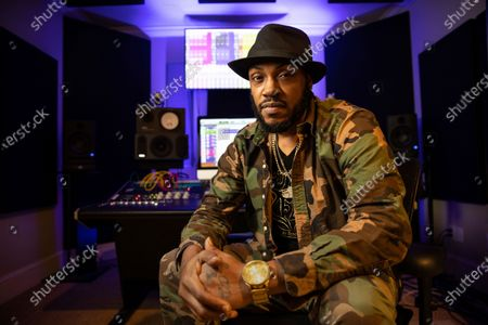 Rapper Mystikal poses for a portrait in Baton Rouge, La. on . Mystikal, whose birth name is Michael Lawrence Tyler, plans to start work on a live instrumentation project