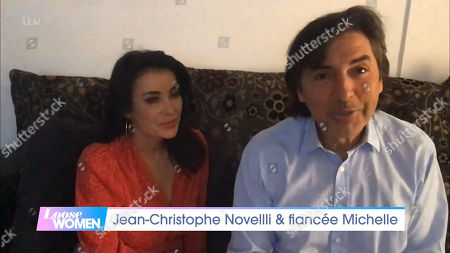 Jean-Christophe Novelli and Michelle Kennedy