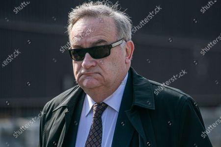 Stock Picture of Nicholas Brown  Labour Party MP for Newcastle upon Tyne East