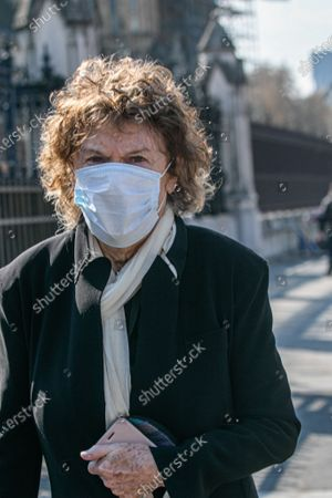 Stock Picture of Kate Hoey, Member of House of Lords former member of the Labour Party MP for Vauxhall