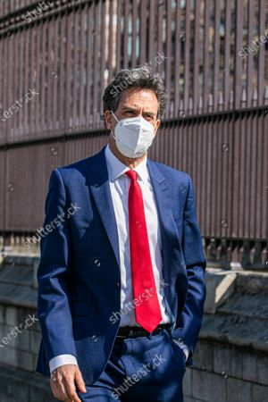 Stock Picture of Edward Miliband, Shadow Secretary of State for Business, Energy and Industrial Strategy and MP for Doncaster North