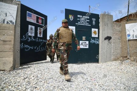 Editorial image of US President Biden is set to announce the new dates of US troops withdrawal from Afghanistan, Heska Meyna - 14 Apr 2021
